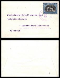 Goldpath: Guatemala cover, To Germany, CV23_P13
