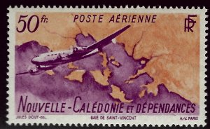 New Caledonia C21 MNH VF SCV$5.50...French Colonies are Hot!