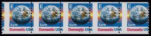 2279 Misperf Error / EFO PNC5 PL#2222 E Rate Earth Mint NH
