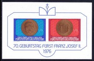 Liechtenstein - Scott #590 - MNH - SCV $1.75