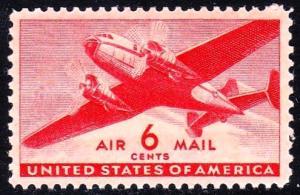 United States C25 - MNH