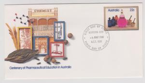 Australia 1981 PSE # 35 Pharmaceutical Education FDI Cancel