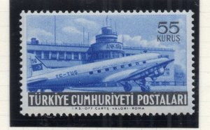 Turkey 1954 Early Issue Fine Mint Hinged 55k. NW-18211