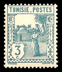 Tunisia 76 Unused (MH)