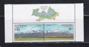 Slovakia 329a Set MNH Europa