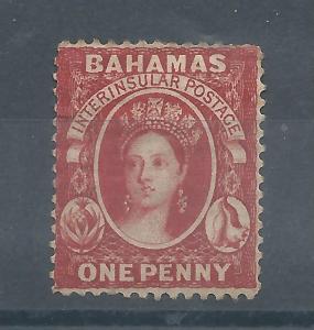 Bahamas 11a H