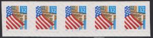 US #2915 Flag over Porch MNH PNC5 Plate #V11111