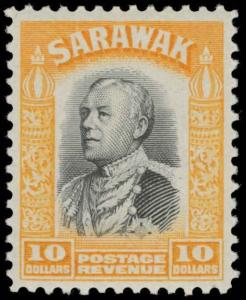 Sarawak Scott 109-134 Gibbons 106-125 Never Hinged Set of Stamps