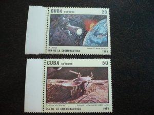 Stamps - Cuba - Scott#2780-2785 - MNH Set of 6 Stamps