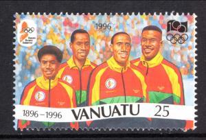 Vanuatu 684 Soccer MNH VF