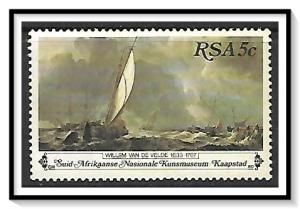 South Africa #538 Paintings MNH