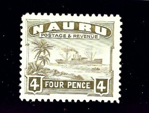 Nauru 23a MH 1924 Issue