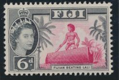 Fiji  SG314   SC# 179    Mint trace of Hinge