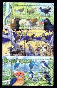 Solomon Is 983-85 MNH 2004 Birds    (ap2297)