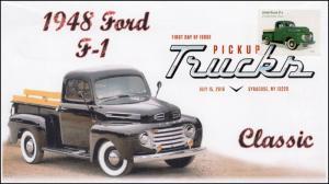 2016, Pickup Trucks, 1948 Ford F1, DCP, 16-205