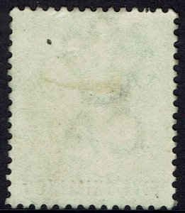 BAHAMAS 1884 QV 5/-