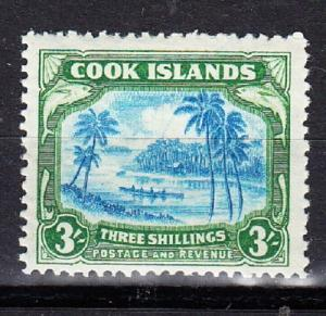 Cook Islands Scott 114 Mint NH (Catalog Value $65.00)