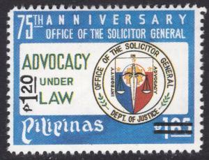 PHILIPPINES SCOTT 1519