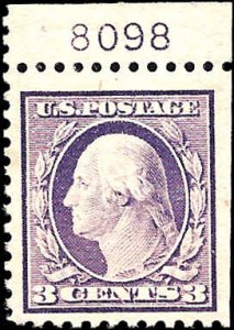 501b Mint,OG,H... SCV $12.50... Booklet Single w/Plate#