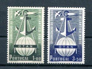 Portugal #747-8 Mint VF NH   - Lakeshore Philatelics
