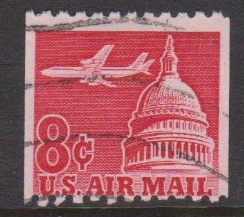 USA Sc#C65 Used