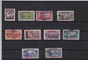 Lebanon 1928 Stamps Ref 14745