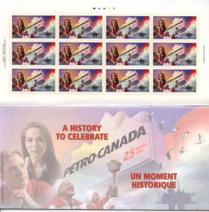 Canada - Petro Canada Comp. Booklet #BK231b