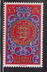 GUERNSEY Scott # 203A MNH - High Face Value
