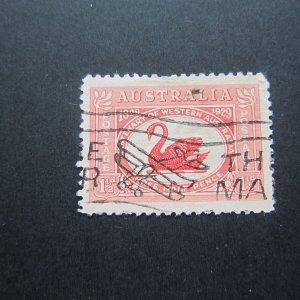 Australia 1929 Sc 103 FU