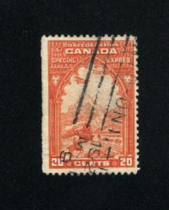 Canada #E3   used  1922 PD  9.00