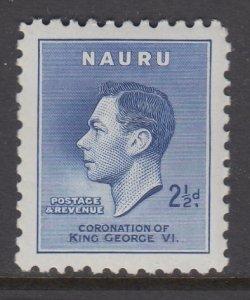 Nauru 37 MNH VF