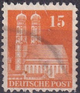 Germany #642 F-VF Used CV $4.50  (Z4128)