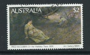 Australia SG 778 VFU