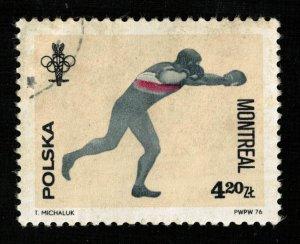 Sport 1976 Olympic Games 4.20ZlGr (TS-604)