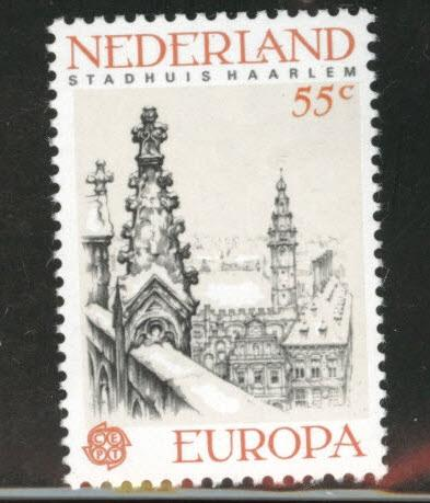 Netherlands Scott 577 MNH** 1978 Europa stamp