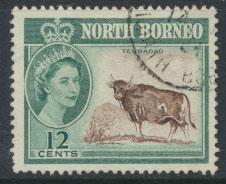 North Borneo SG 396 SC# 285   MLH  see details