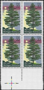 2246 Mint,OG,NH... Block of 4... SCV $2.00