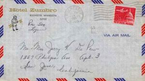 United States, Airmail Issues, Minnesota