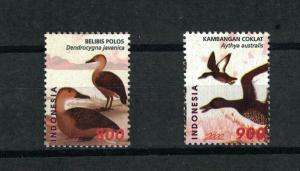 Indonesia - Birds. Set Of 2. MNH. OG.   #02 INDOs2