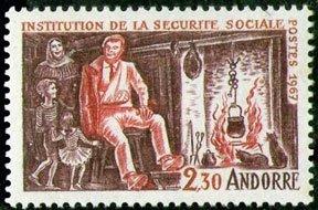 Scott #177 Social Security MNH