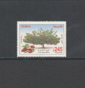 SYRIA: Sc. 1737 /** TREE-ARBOR DAY**/  Single / MNH.