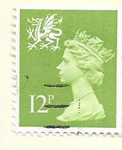 Great Britain-Wales & Monmouthshire # WMMH17 (U) $0.60