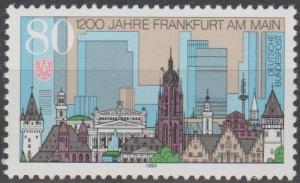 Germany #1823  MNH VF (SU1305)