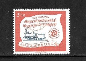 Luxembourg (1959)  - Scott # 356