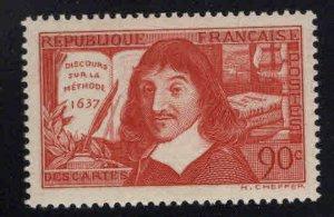 FRANCE Scott 330 MNH** sur la Methode stamp