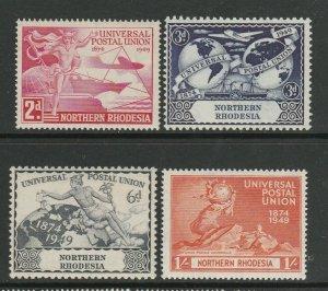 Northern Rhodesia 1949 UPU UM/MNH SG 50/3