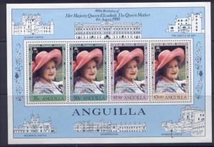 Anguilla 397a MNH Queen Mother 80th Birthday