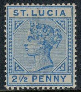 St. Lucia #31*  CV $11.00