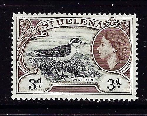 St Helena 145 Lightly Hinged 1953 Issue