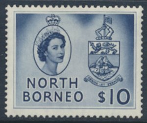 North Borneo  SG 386  SC# 275  MH   see scans  and details